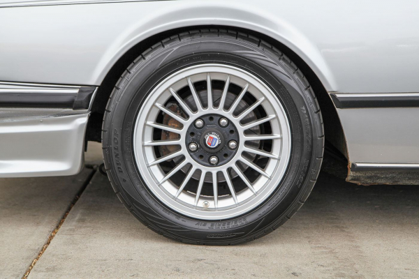 1980 Alpina B7 Turbo Coupe (E24)