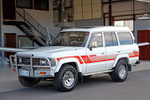 1989 Toyota Land Cruiser HJ61