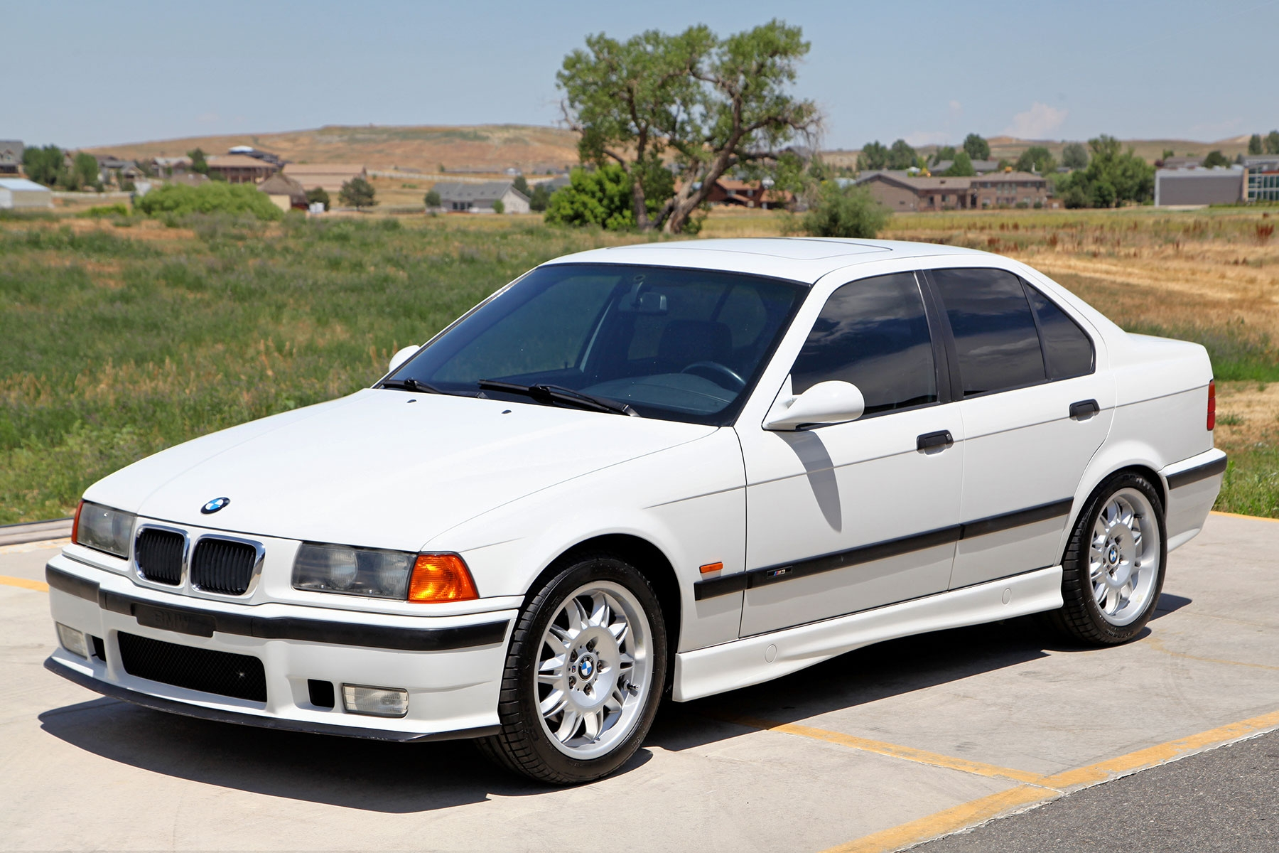 1997 Bmw M3 Sedan M3 4 5 Glen Shelly Auto Brokers