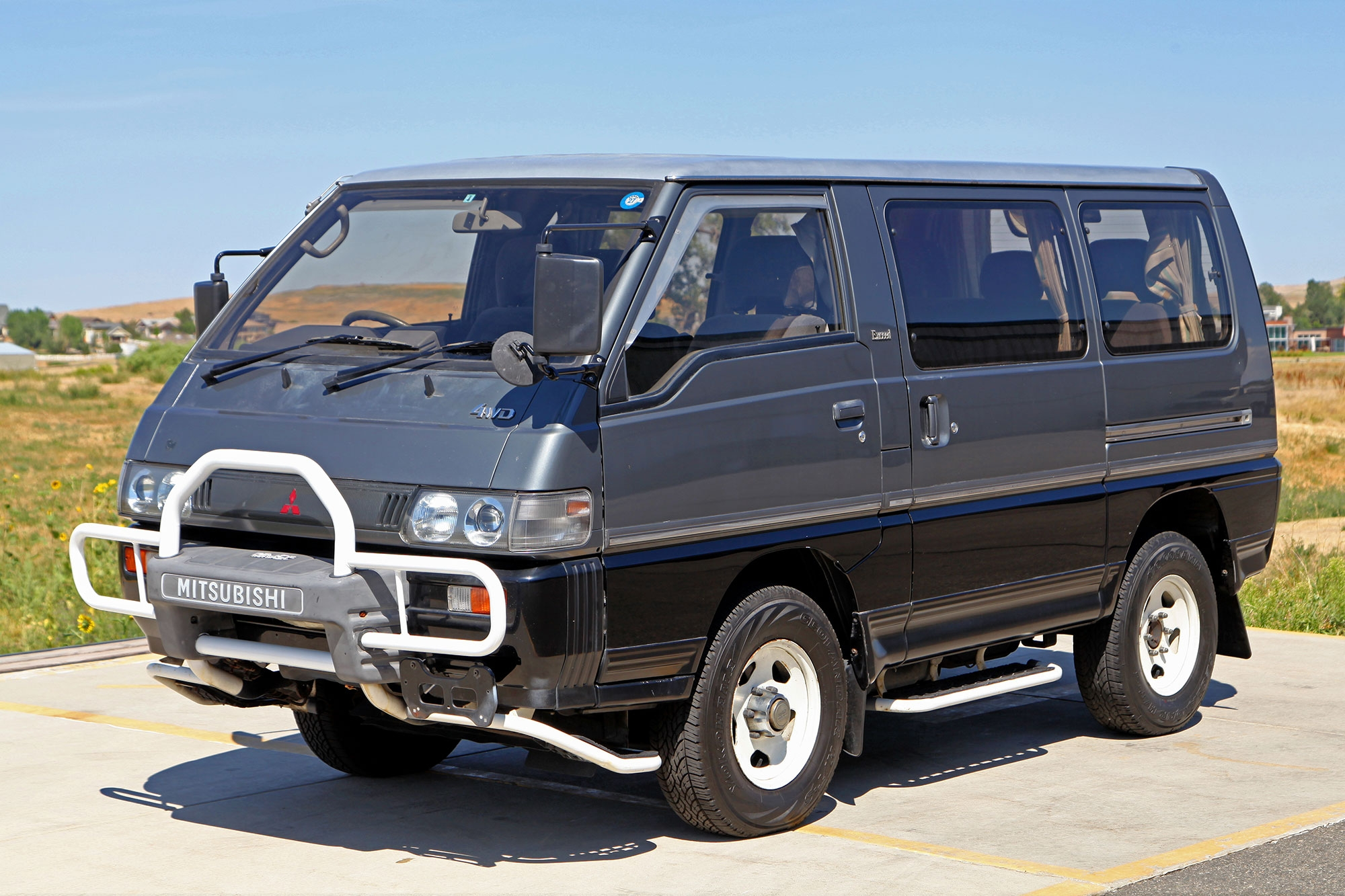 1991 Mitsubishi Delica Exceed Glen Shelly Auto Brokers
