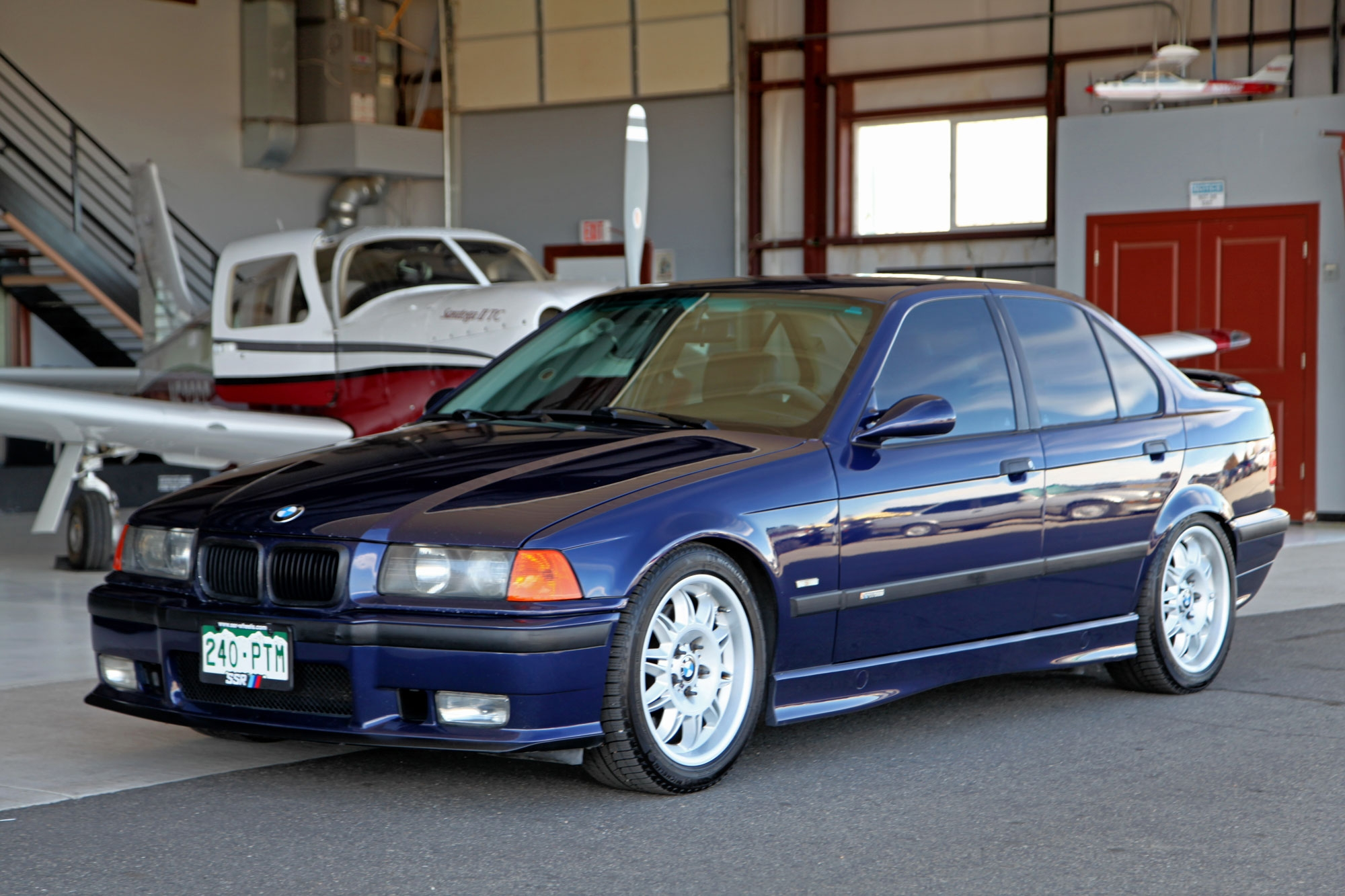 1998 BMW (E36) Supercharged 318i Sedan | Glen Shelly Auto ...