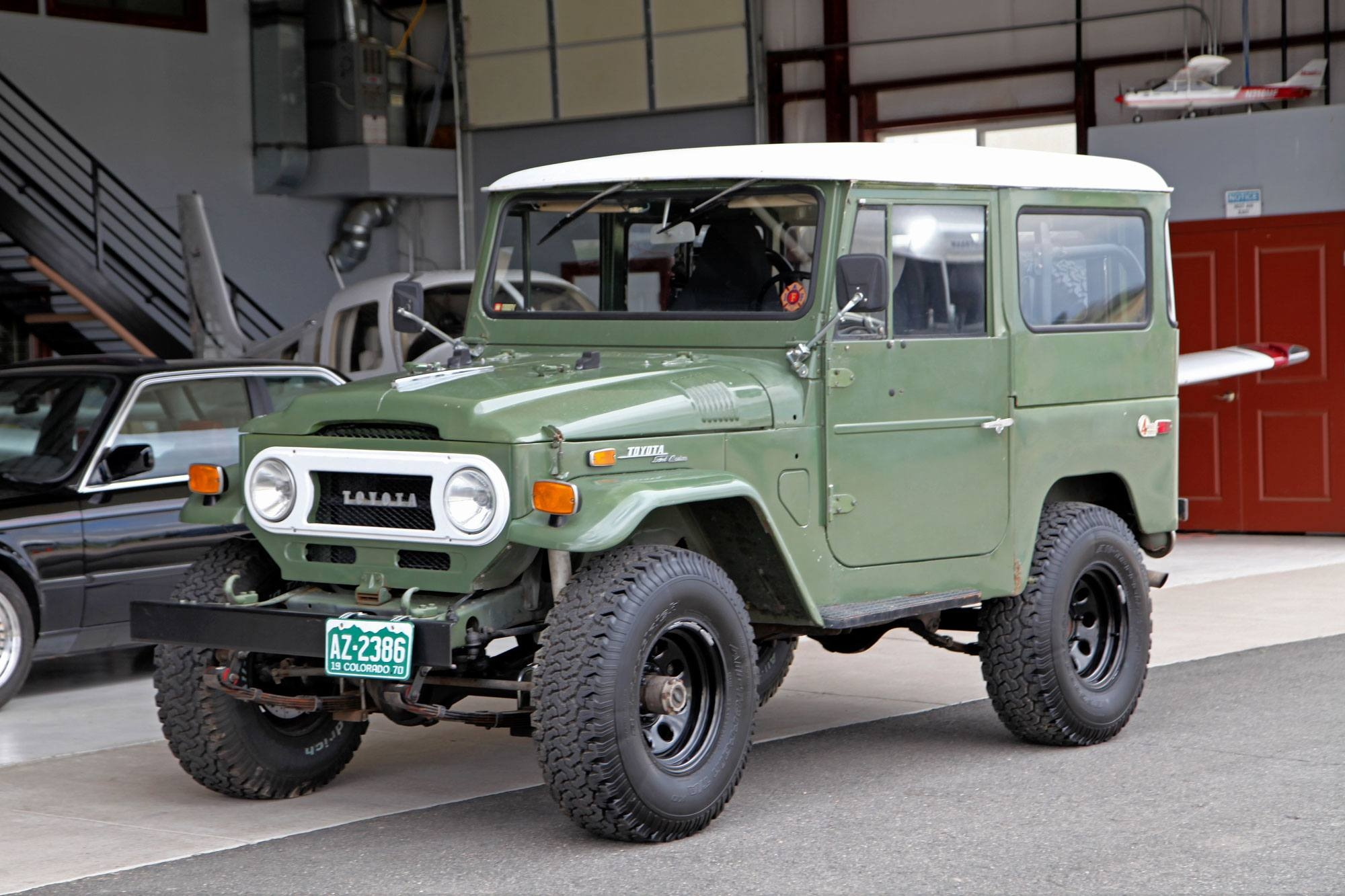 1970 toyota land cruiser fj40 glen shelly auto brokers. Black Bedroom Furniture Sets. Home Design Ideas