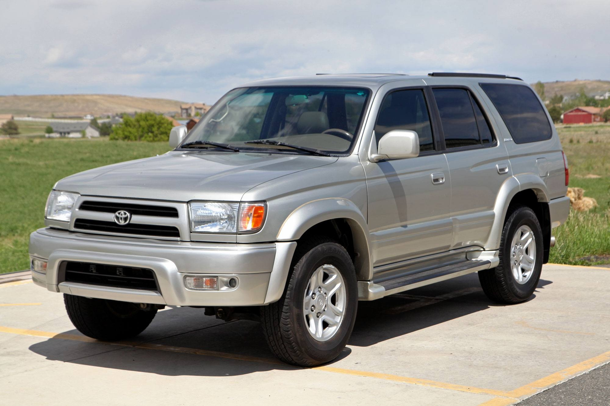 2000 Toyota 4Runner Limited 4X4 V6 TRD Supercharger