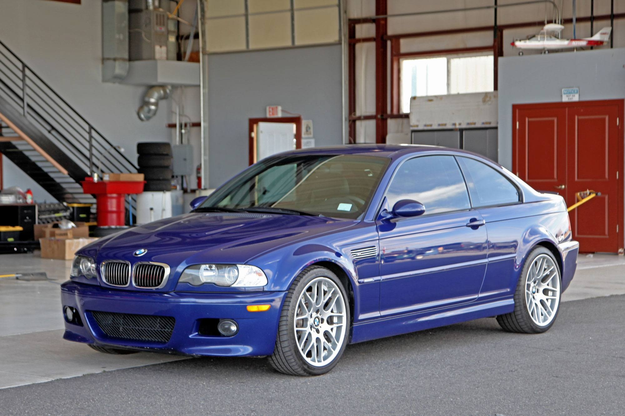 2006 BMW E46 M3 Coupe Competition Package ZCP Glen