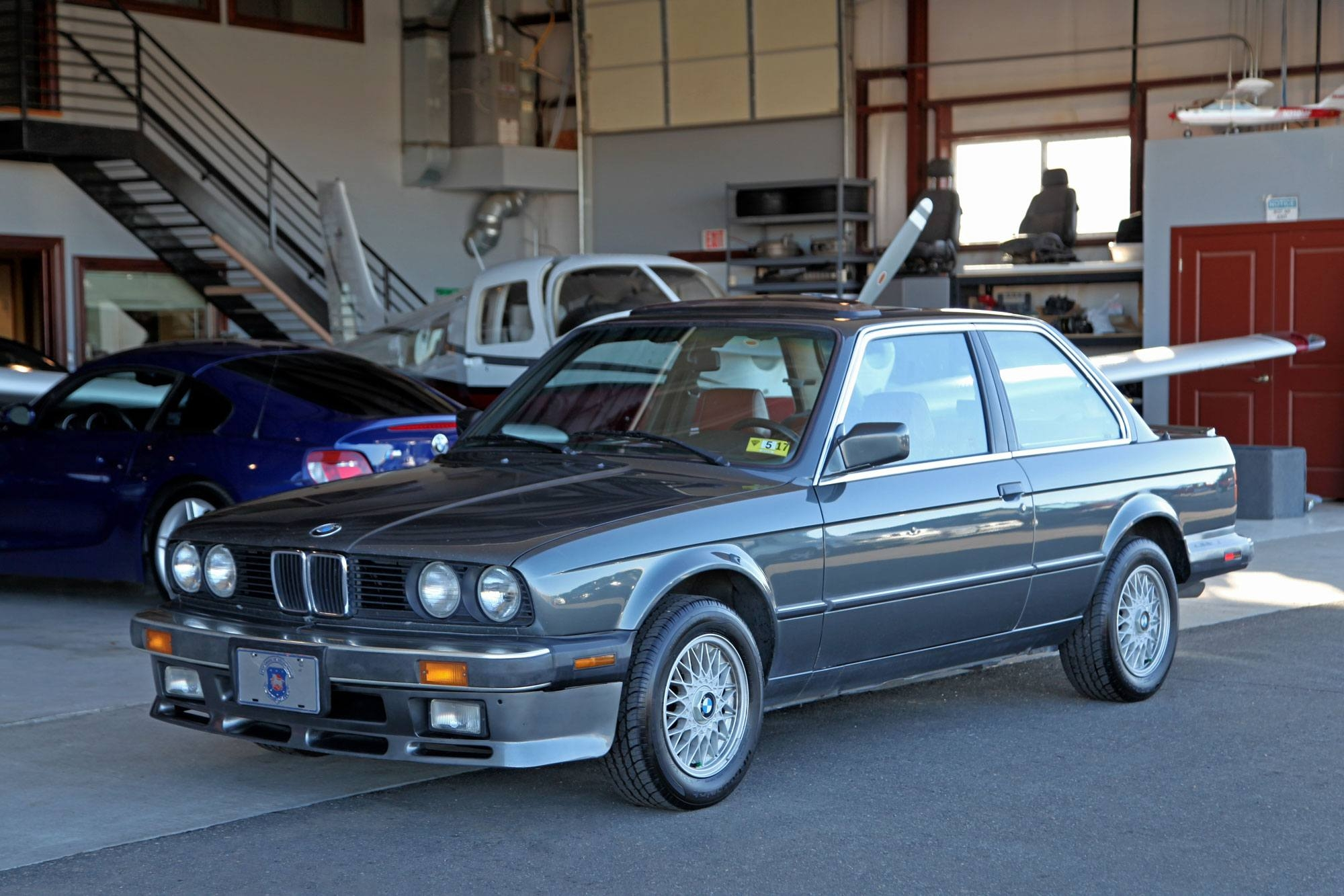 1987 BMW (E30) 325iS