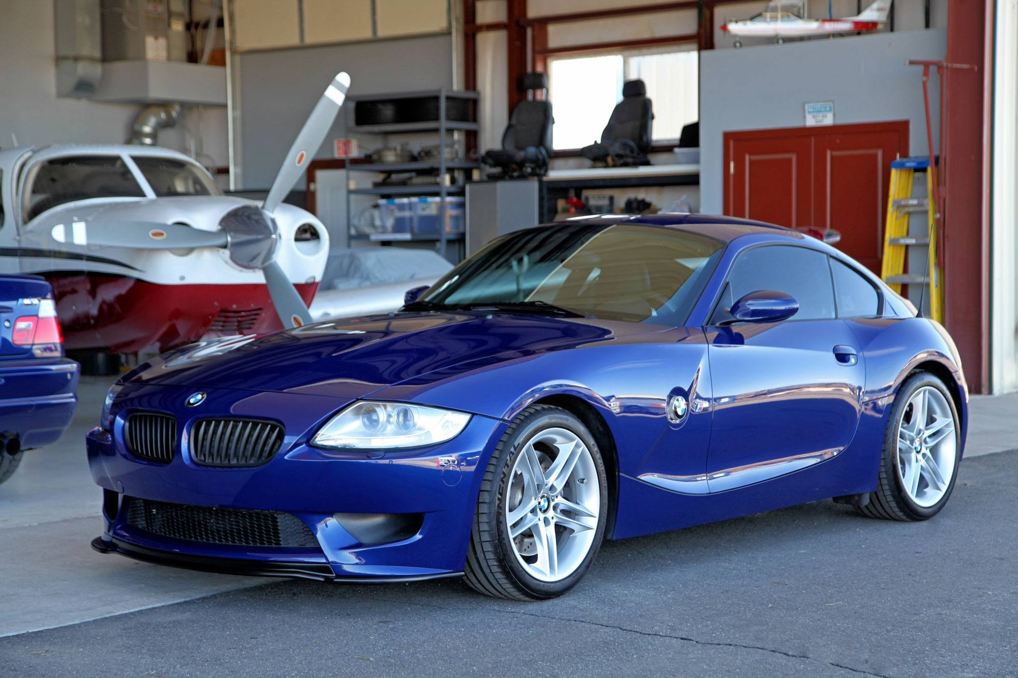 2007 bmw z4 m coupe glen shelly auto brokers denver colorado. Black Bedroom Furniture Sets. Home Design Ideas
