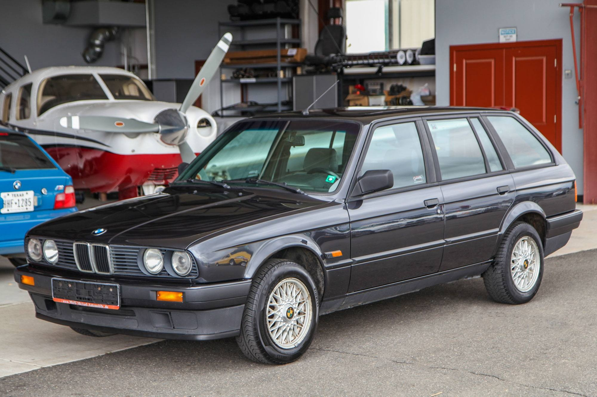 1989 bmw e30 318i touring glen shelly auto brokers denver colorado. Black Bedroom Furniture Sets. Home Design Ideas