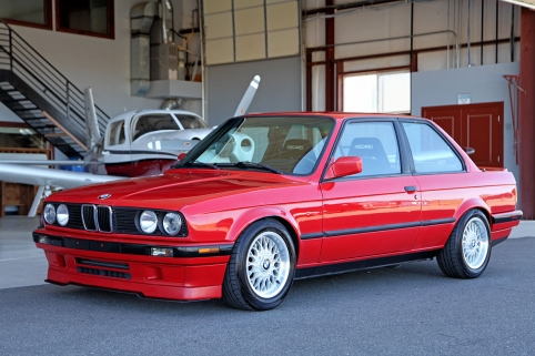 1990 BMW (E30) 325iS