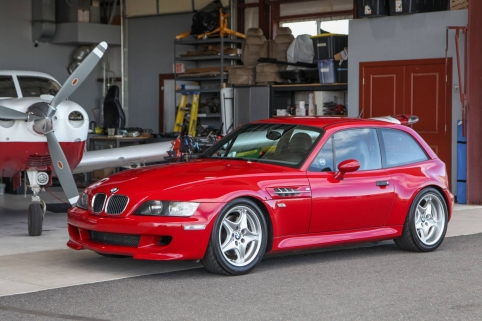 2000 BMW M Coupe Slicktop