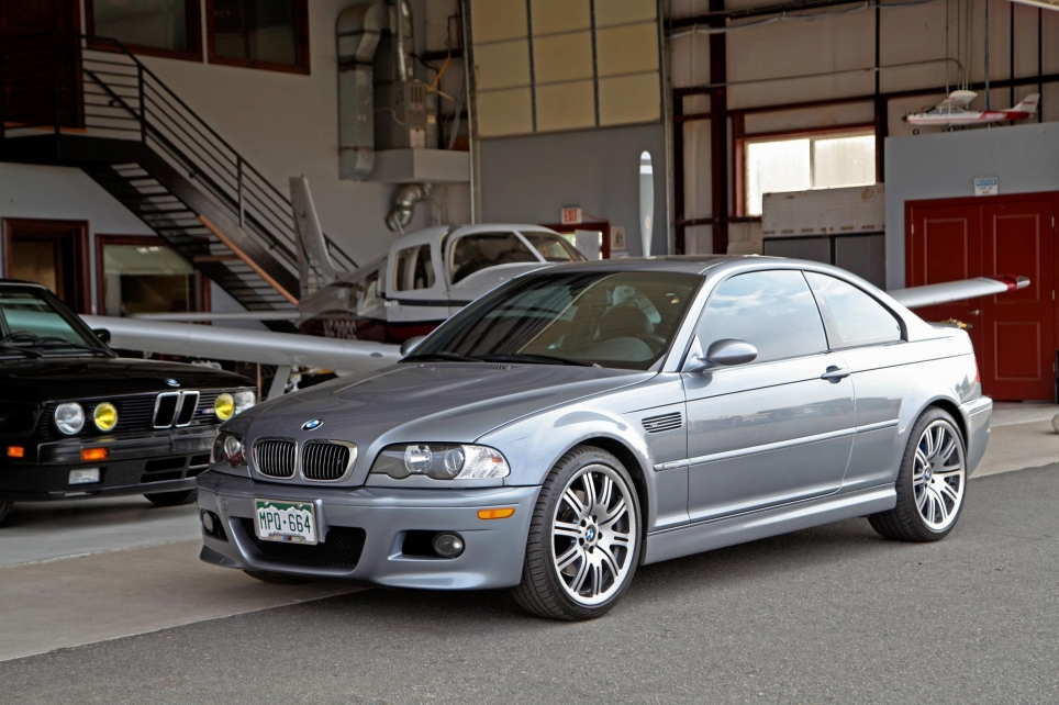 2004 BMW (E46) M3 Coupe