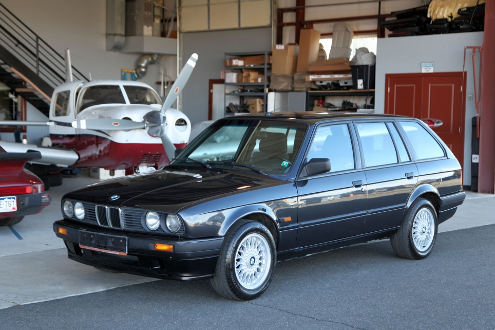 1989 BMW (E30) M20-Swapped 318i Touring