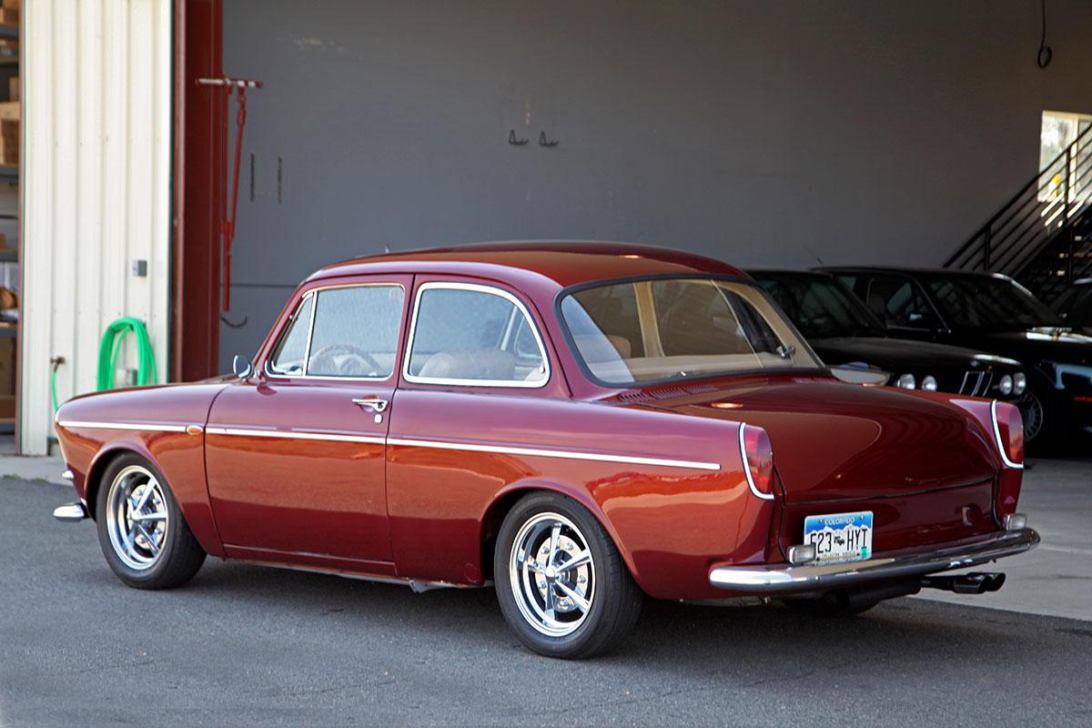 Pipes Auto Sales >> 1965 Volkswagen Type III Notchback | Glen Shelly Auto Brokers — Denver, Colorado