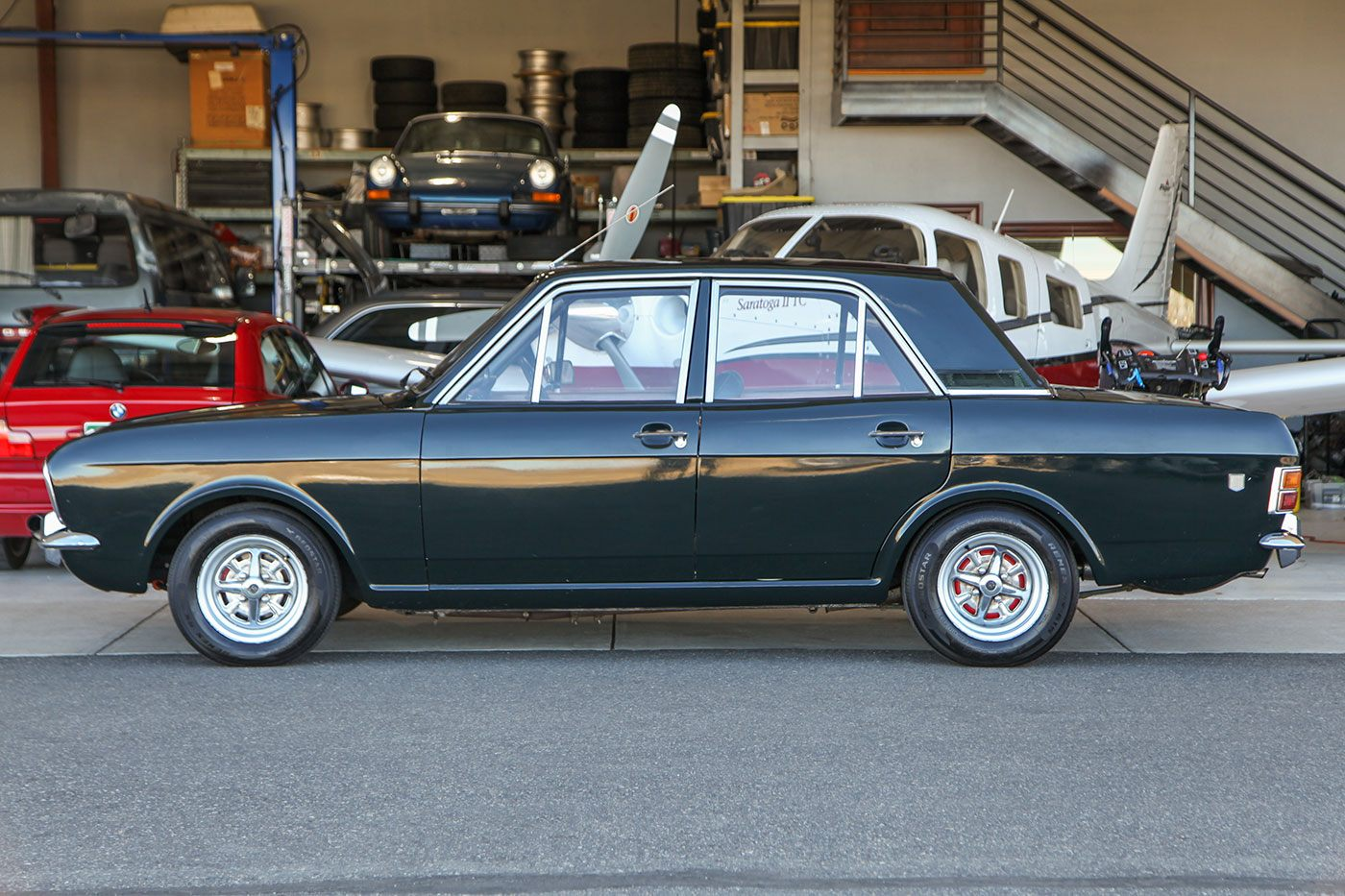 1967 Ford Cortina 1500 GT MkII exterior photo