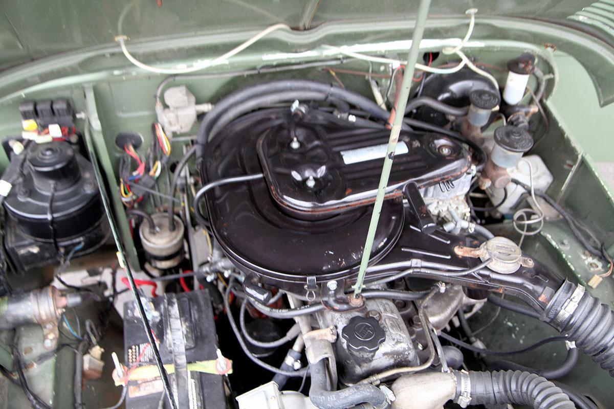 1970 Toyota Land Cruiser FJ40 | Glen Shelly Auto Brokers
