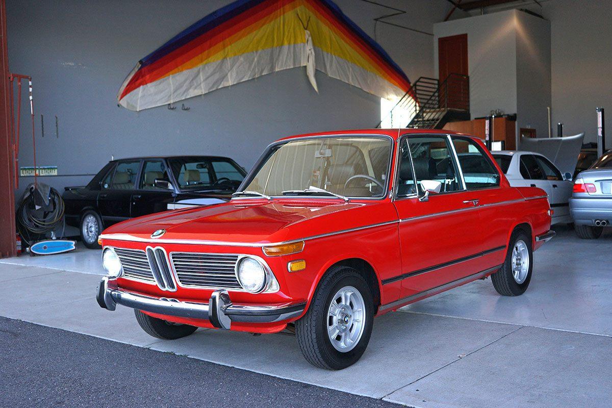 1972 Bmw 2002tii Glen Shelly Auto Brokers Erie Colorado