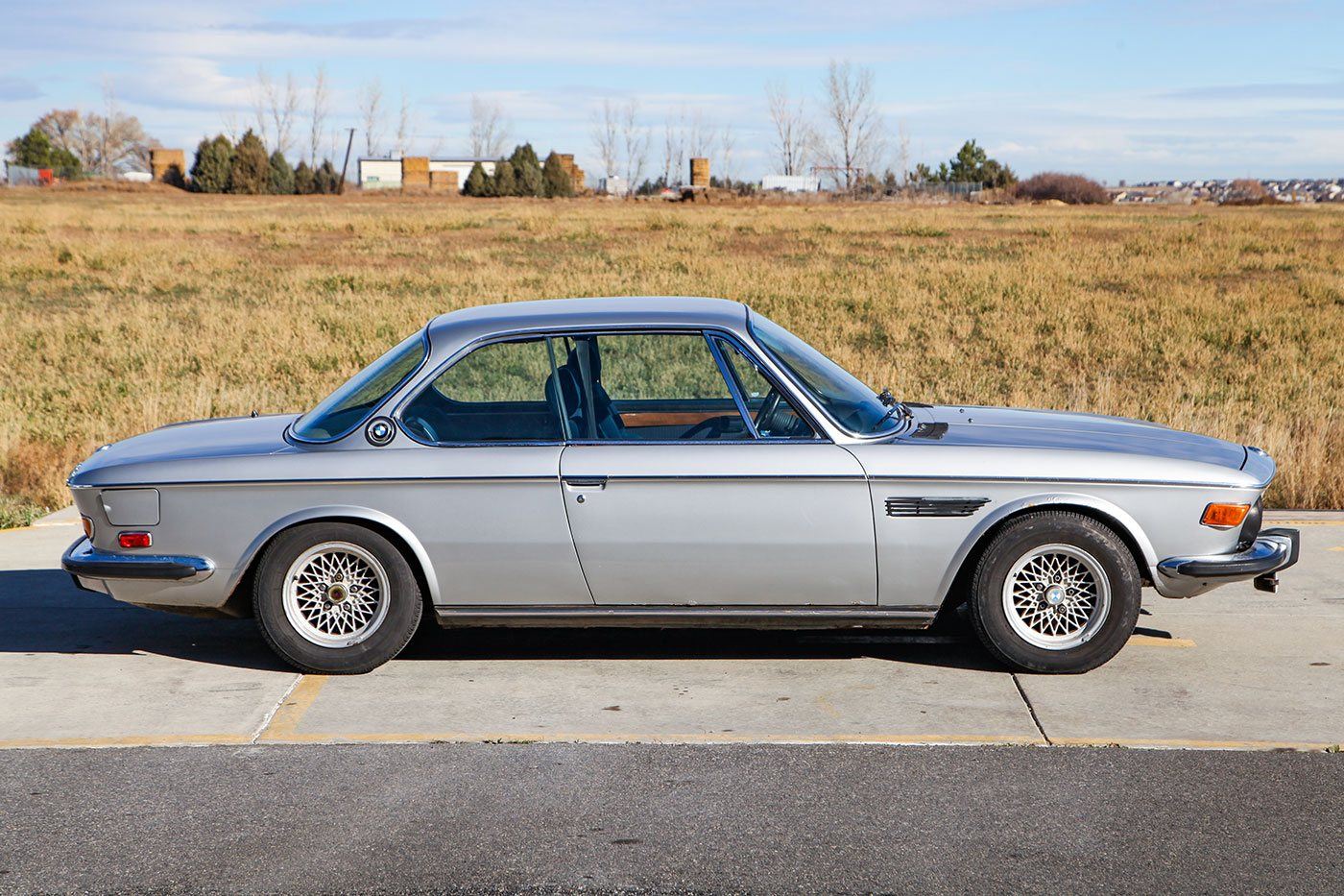 1973 BMW (E9) 3.0 CS exterior photo