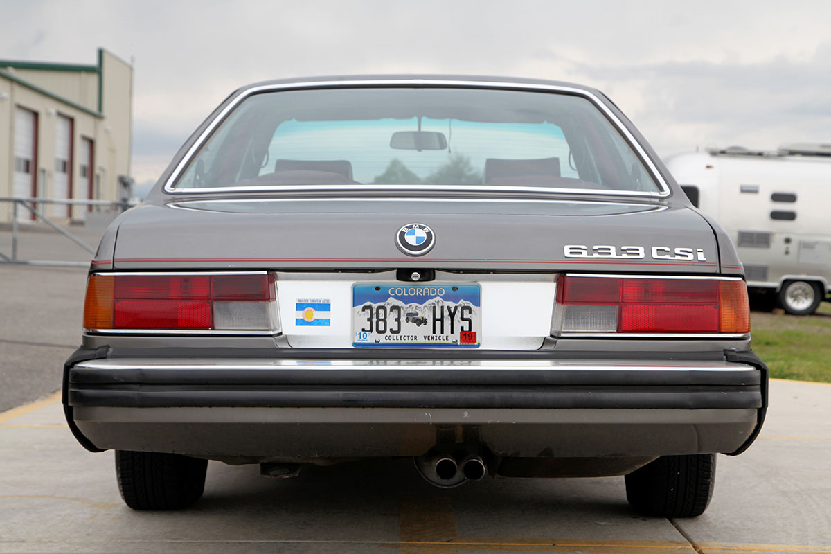 1979 Bmw 633csi Glen Shelly Auto Brokers Denver Colorado