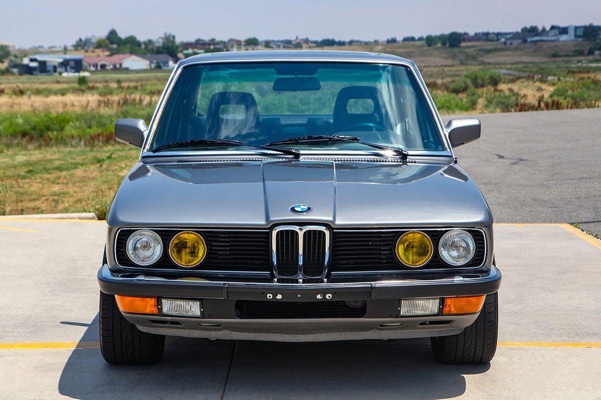 1980    BMW    E12    M5    Build   Glen Shelly Auto Brokers     Denver  Colorado