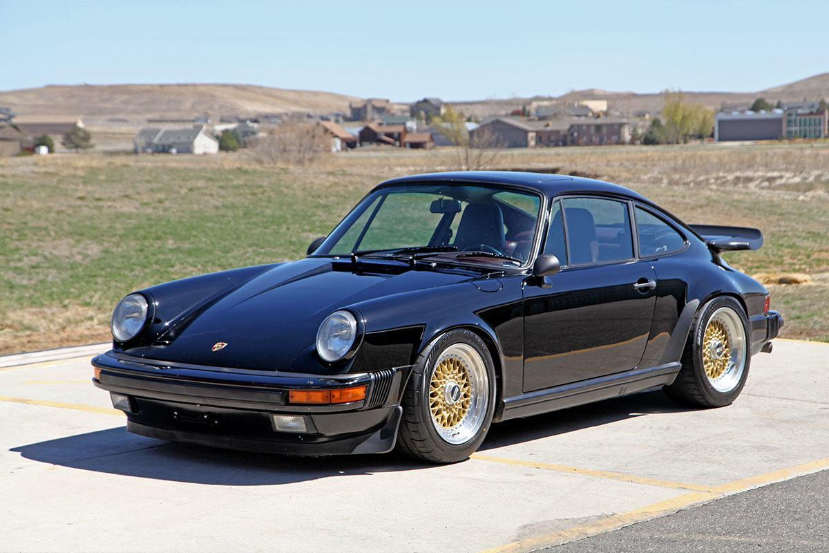 1986 porsche 911 carrera 3 2 coupe glen shelly auto. Black Bedroom Furniture Sets. Home Design Ideas
