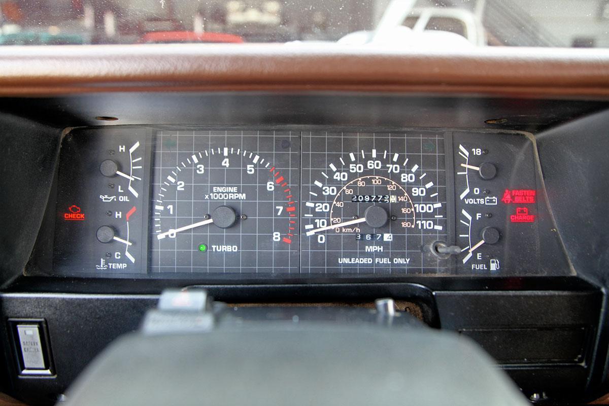 1986 Toyota Efi Turbo 4x4 Pickup Glen Shelly Auto Brokers Denver Truck Fuel Filter