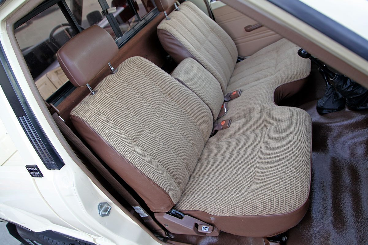 Superb 1986 Toyota Pickup Bench Seat Covers Pabps2019 Chair Design Images Pabps2019Com