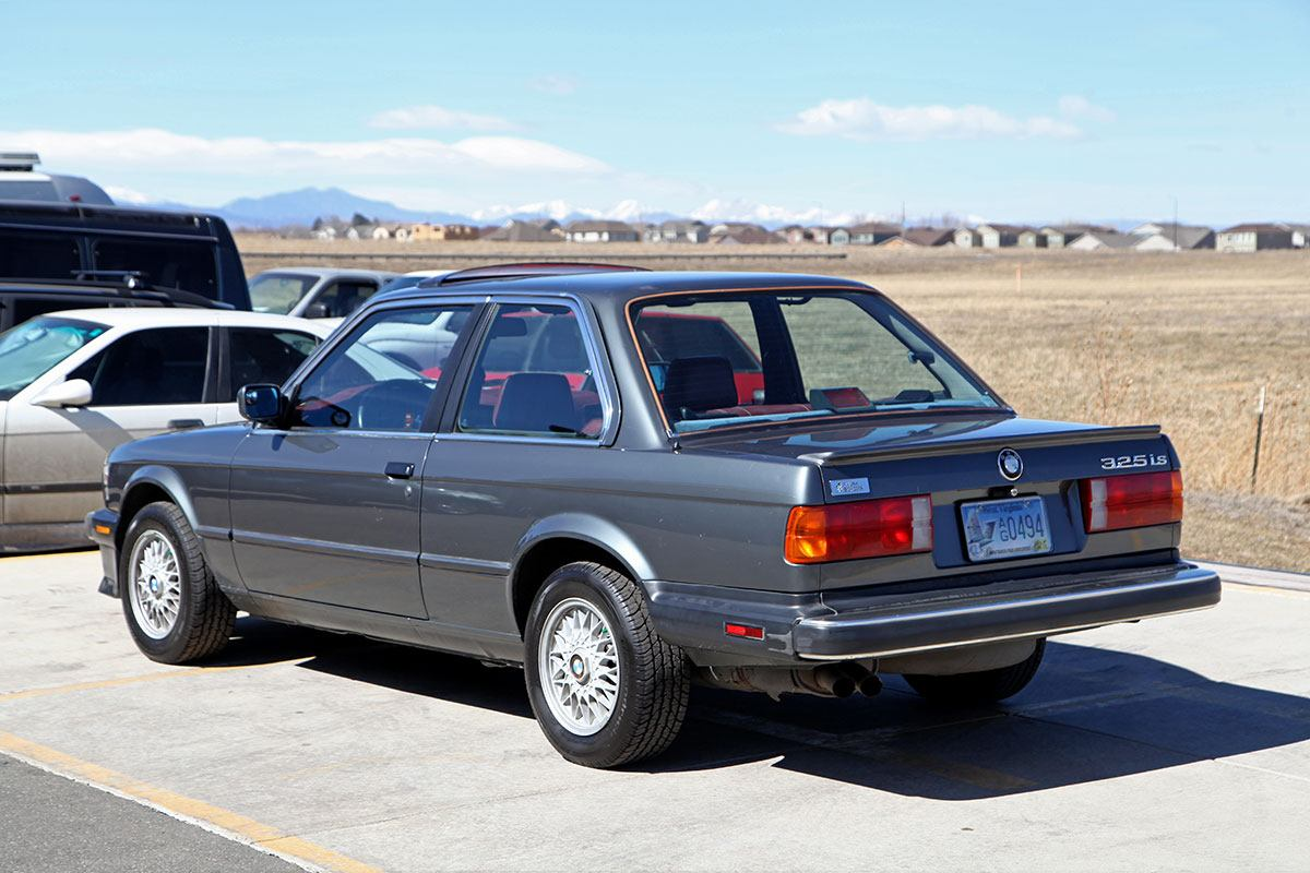 1987 Bmw E30 325is Glen Shelly Auto Brokers Denver