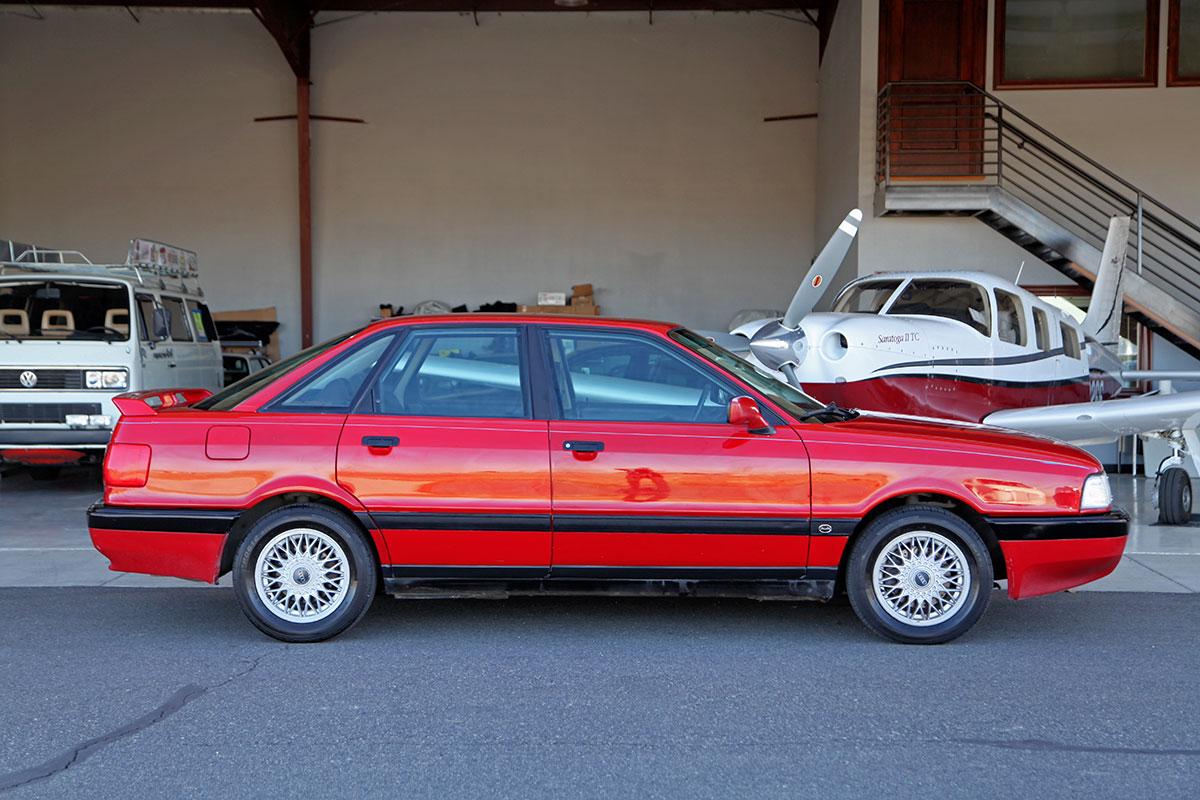 Kekurangan Audi 90 Quattro Murah Berkualitas