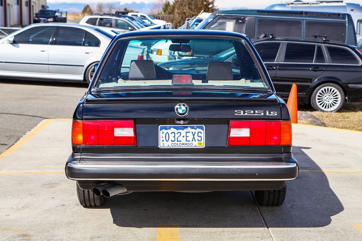 1988 BMW (E30) 325iS