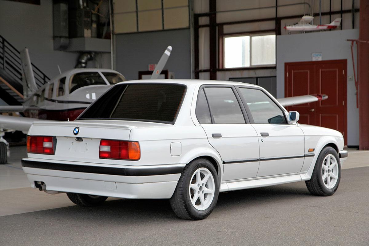 1988 Bmw E30 325ix Jdm Sedan Glen Shelly Auto Brokers