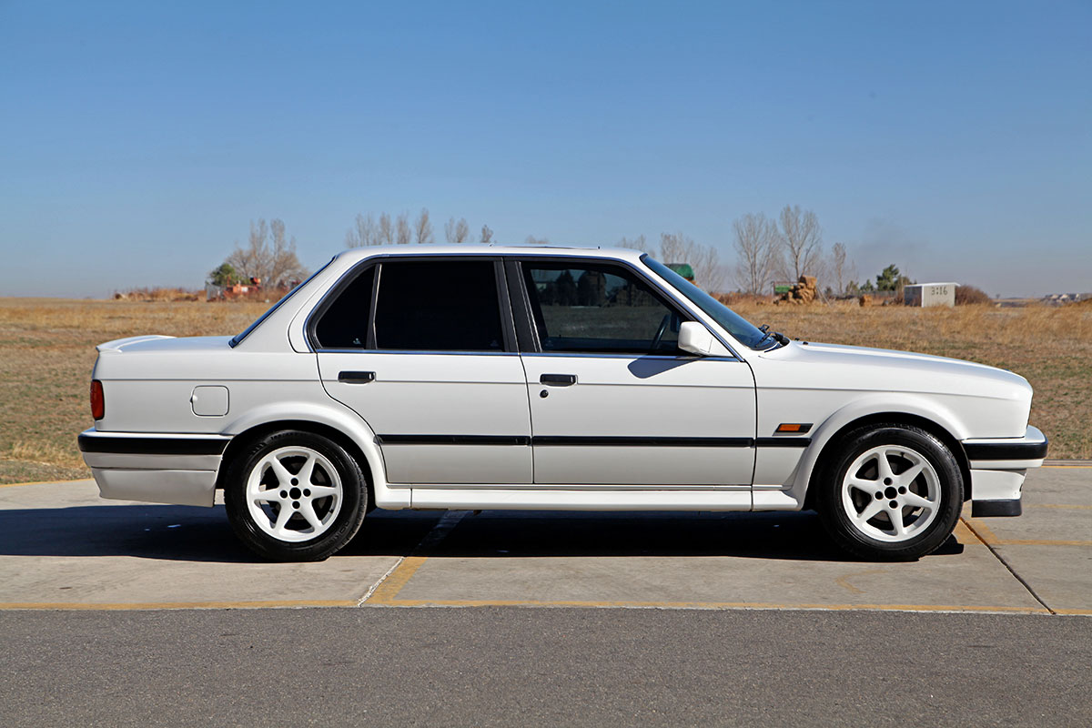 1988 BMW (E30) 325iX JDM Sedan | Glen Shelly Auto Brokers