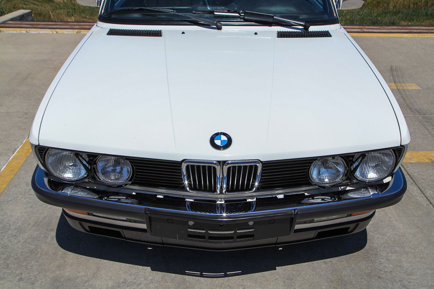 1988 BMW 535iS S38 (Euro M5 Style) Swap