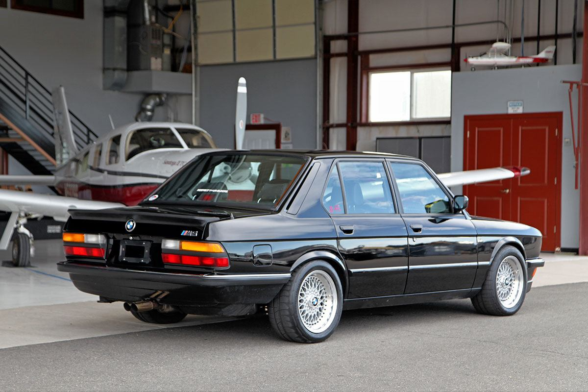 1988 bmw e28 m5 glen shelly auto brokers denver colorado. Black Bedroom Furniture Sets. Home Design Ideas