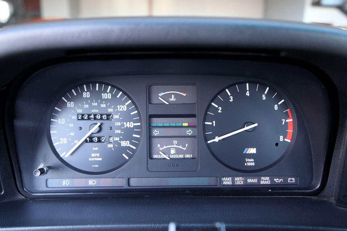 1988 BMW E28 M5 | Glen Shelly Auto Brokers — Denver, Colorado