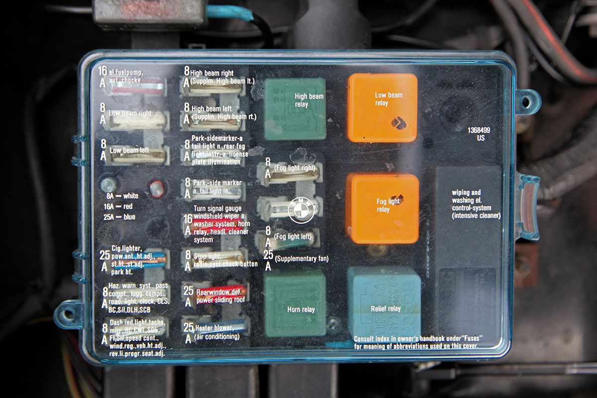 Bmw 325es Fuse Box Great Design Of Wiring Diagram 330ci Location 87 325e For 2001 325i 2006