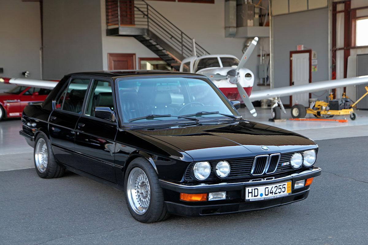 1988 Bmw E28 M5 Glen Shelly Auto Brokers Denver Colorado