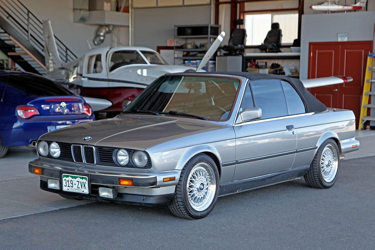 1989 BMW (E30) 325i Convertible | Glen Shelly Auto Brokers