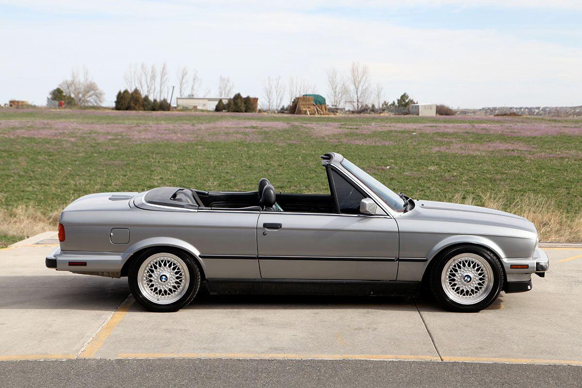 Pristine Auto Sales >> 1989 BMW (E30) 325i Convertible | Glen Shelly Auto Brokers ...