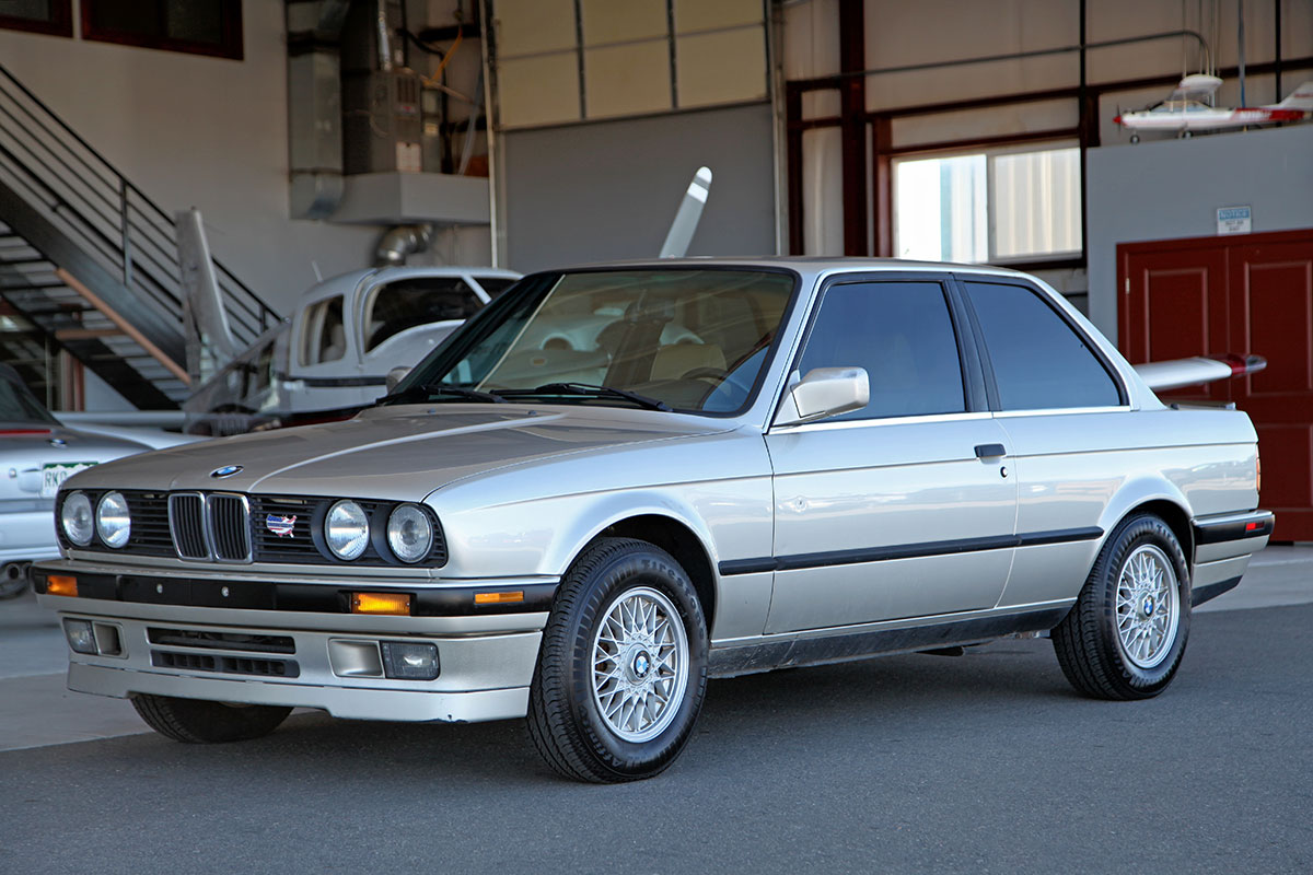 1989 BMW (E30) 325iS