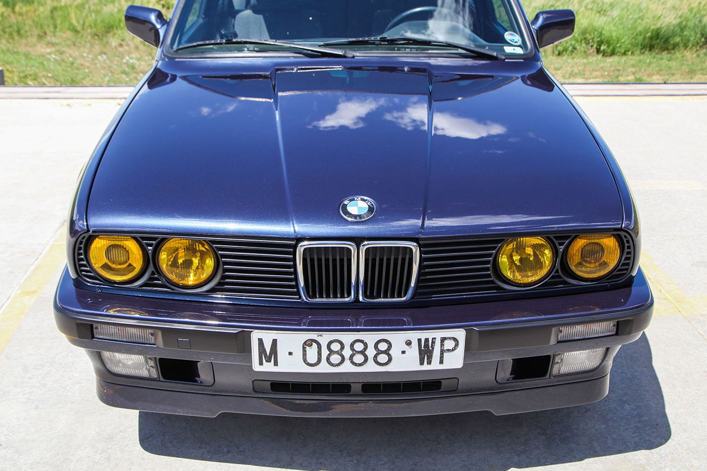 1989 BMW (E30) 325iX Touring