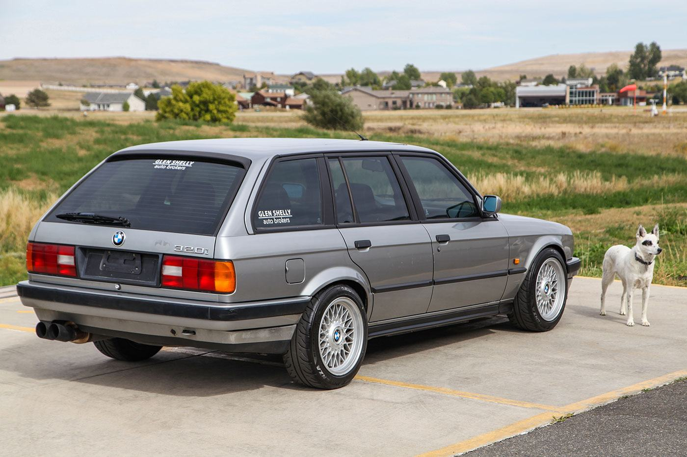 1989 BMW (E30) Euro S50B30-Swapped Touring