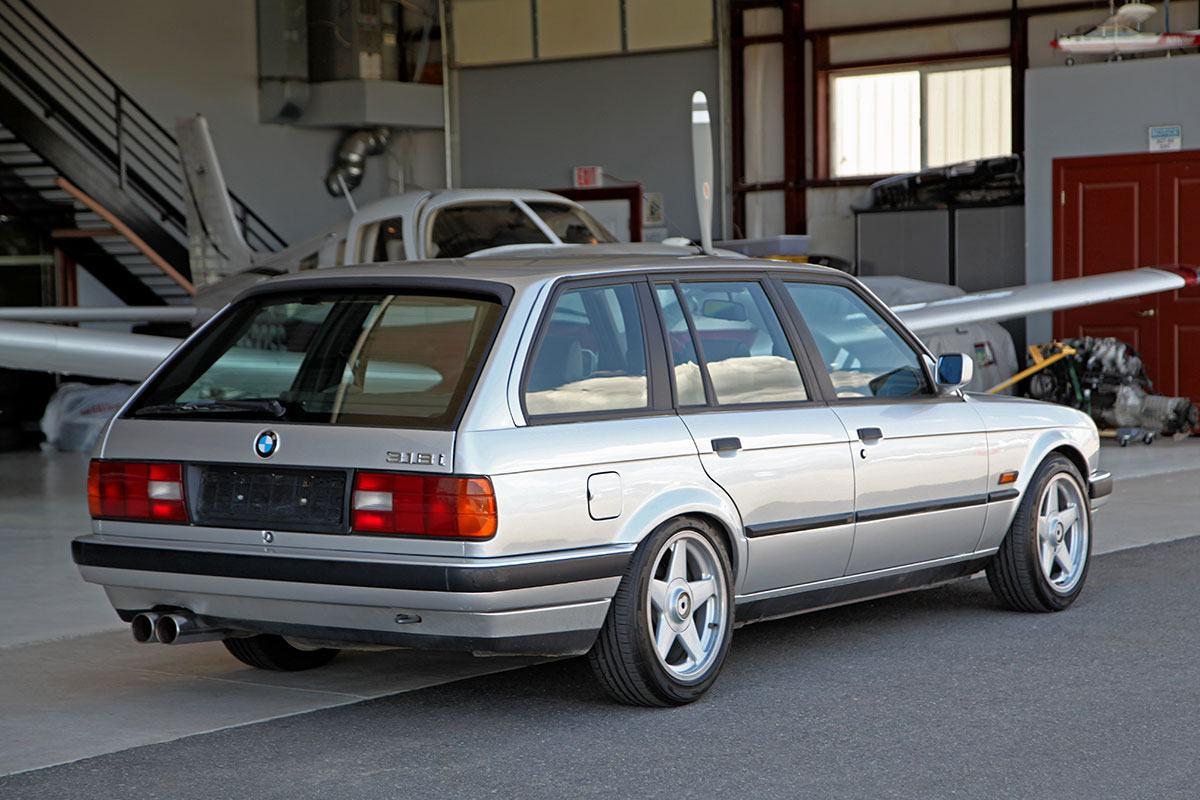 Central Auto Sales >> 1990 BMW (E30) 318i Touring | Glen Shelly Auto Brokers ...
