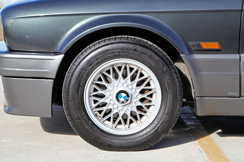 1990 BMW 325i M Tech II Coupe
