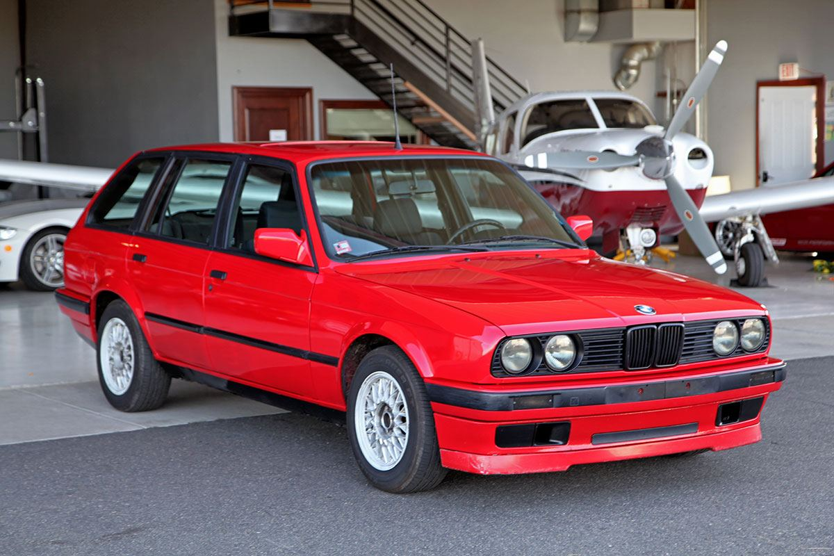 1991 BMW (E30) 316i Touring exterior photo