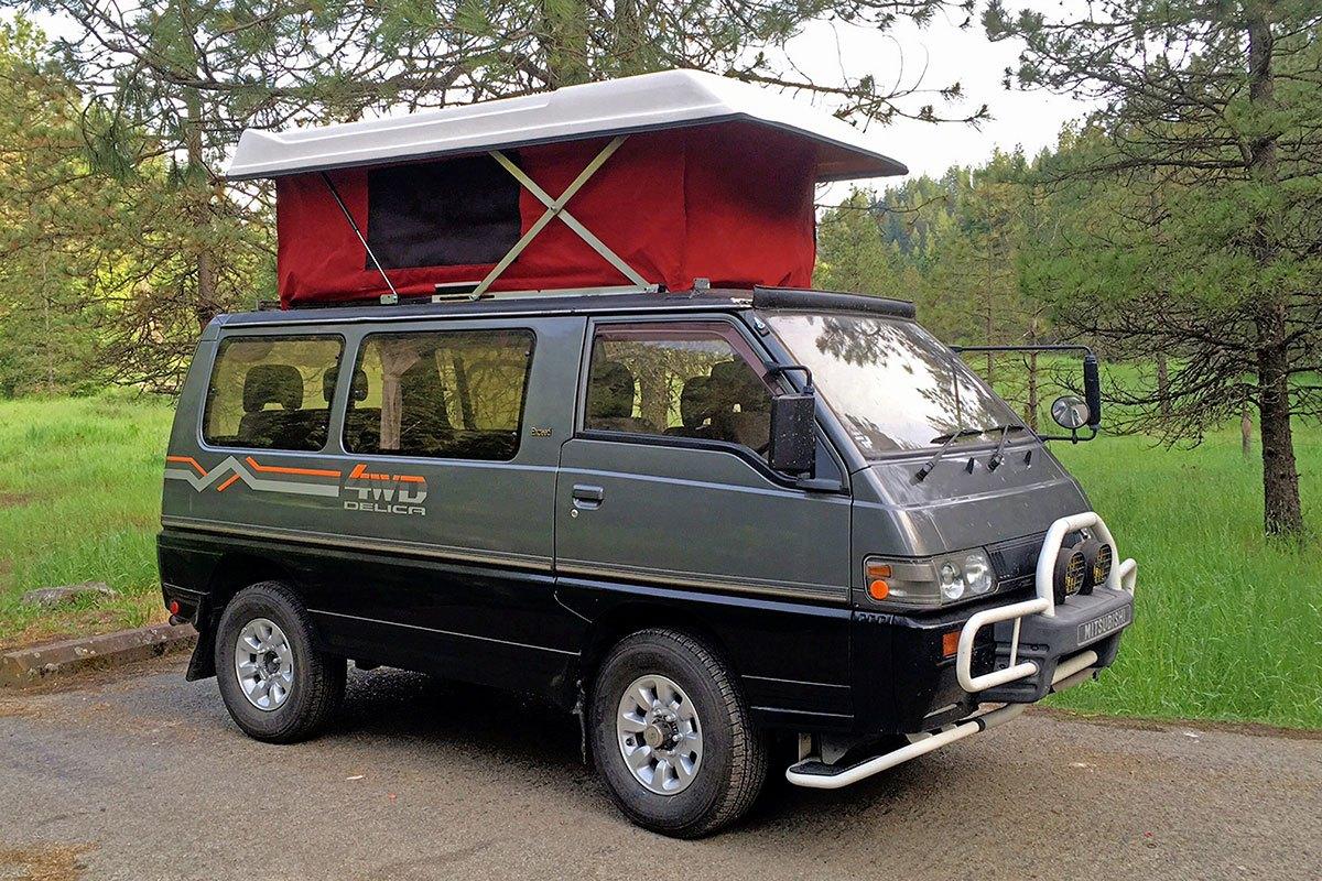 Import Auto Brokers >> 1991 Mitsubishi Delica Exceed Pop-Top | Glen Shelly Auto Brokers — Denver, Colorado