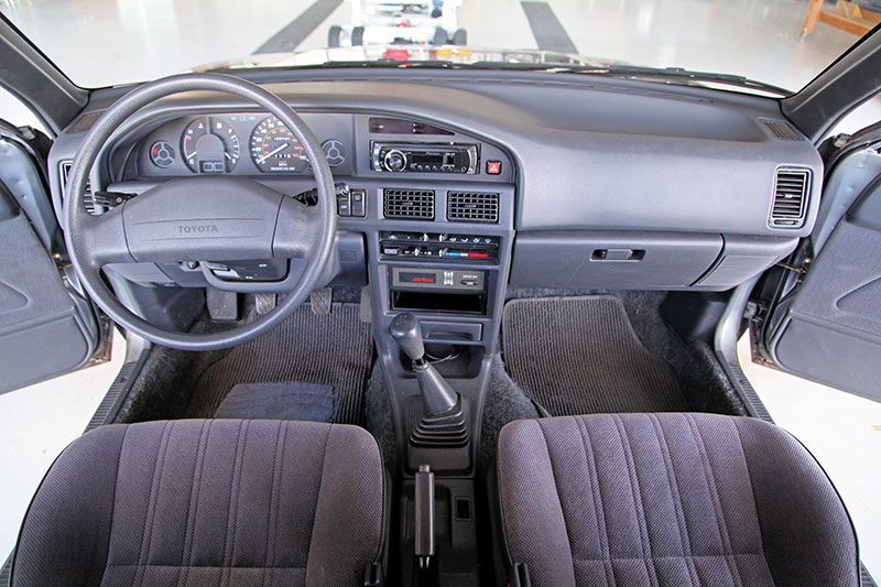 1991 Toyota Corolla All Trac Wagon Glen Shelly Auto