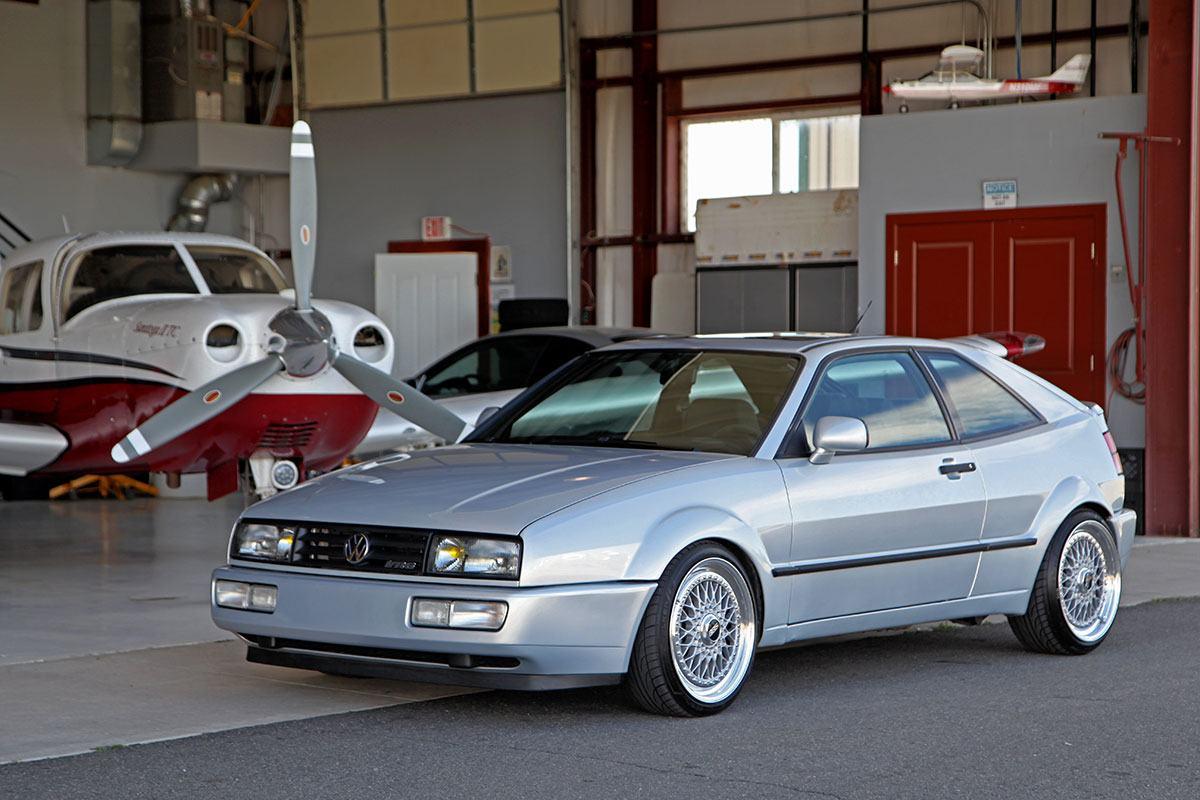 How Long Does A Wheel Alignment Take >> 1992 Volkswagen Corrado VR6 SLC | Glen Shelly Auto Brokers — Denver, Colorado
