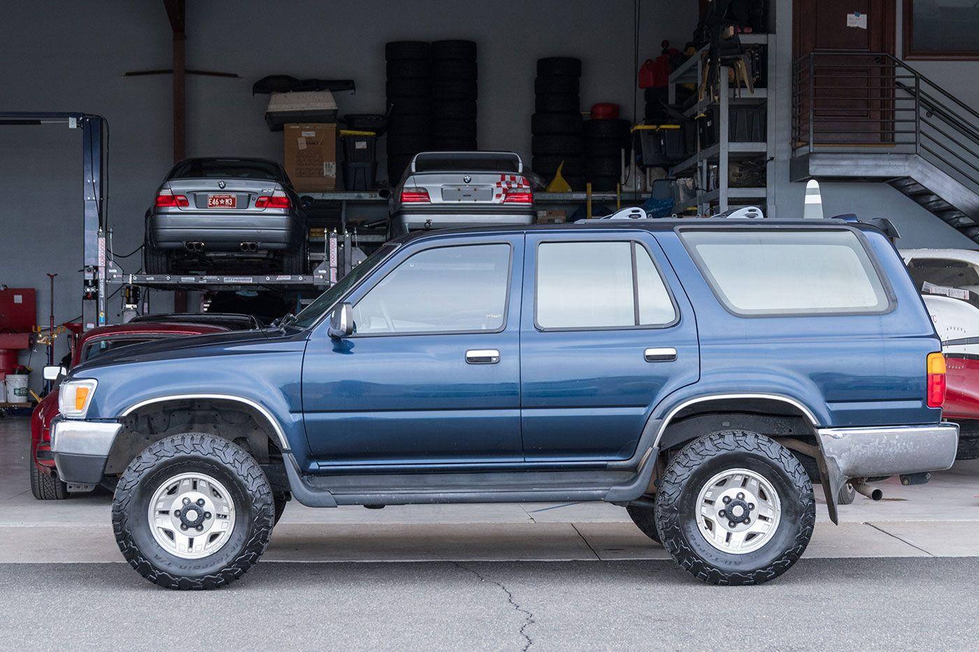 1994 Toyota 2nd Gen 4runner 4x4 Sr5 V6 Glen Shelly Auto Brokers Erie Colorado