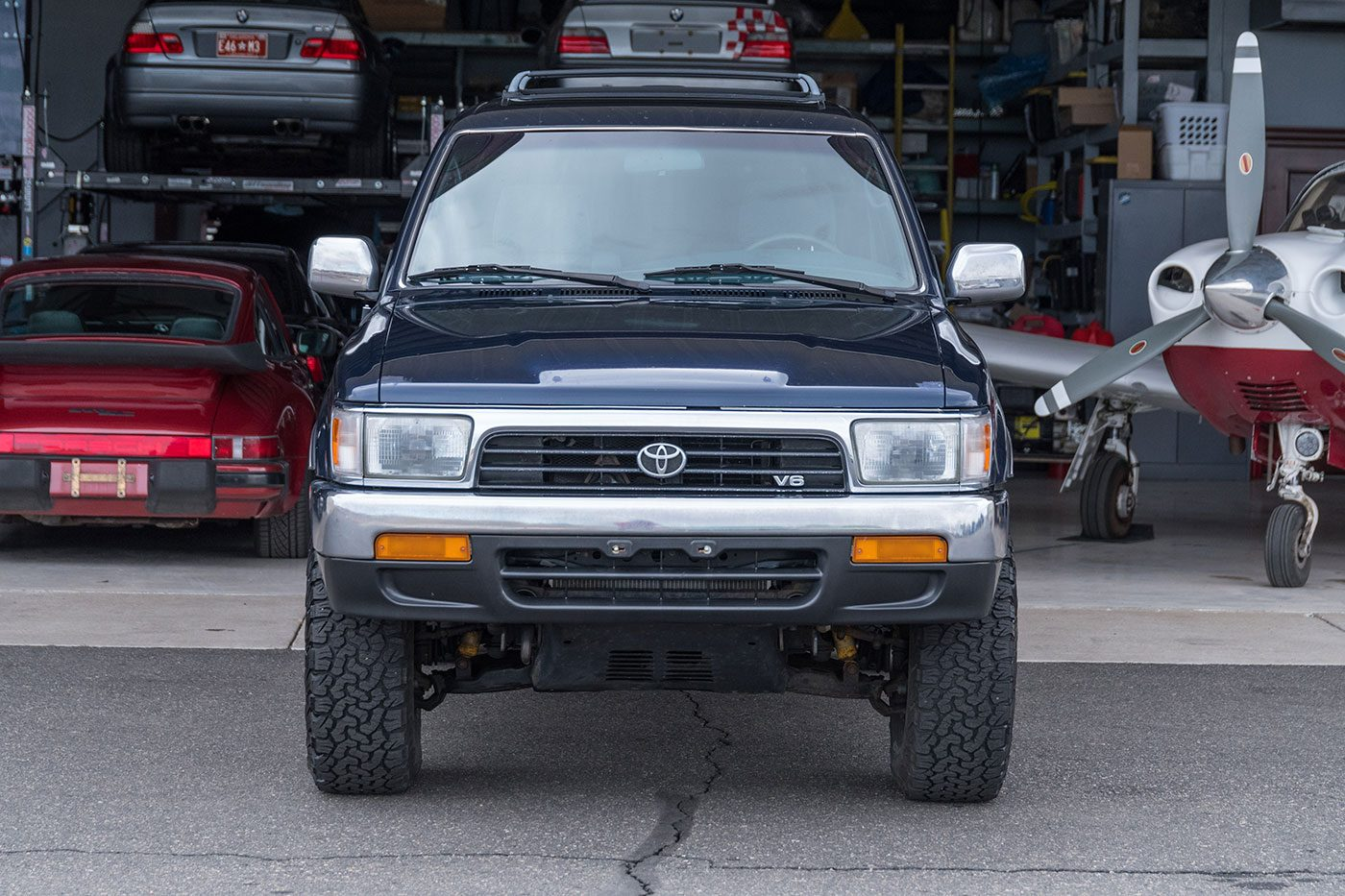 1994 Toyota 2nd Gen 4runner 4x4 Sr5 V6 Glen Shelly Auto Brokers Erie Colorado