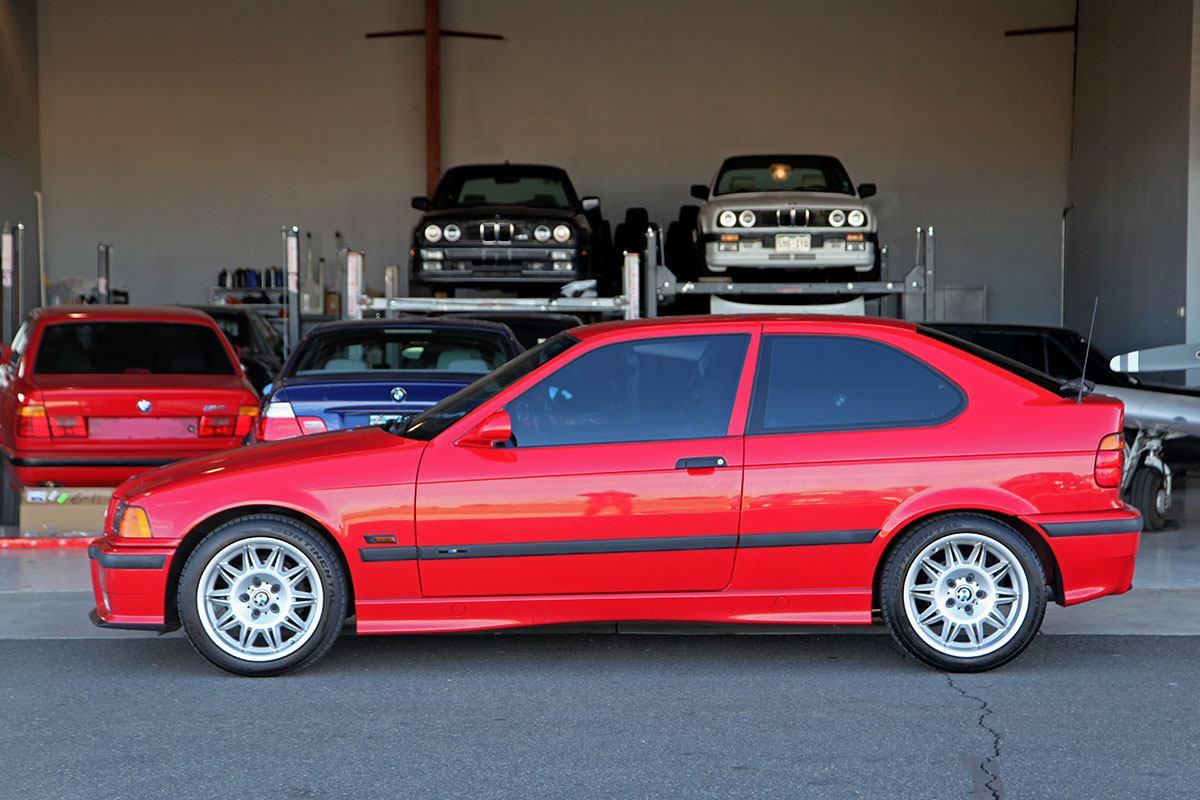 1995 Bmw E36 5 318ti Club Sport Glen Shelly Auto Brokers Erie Colorado