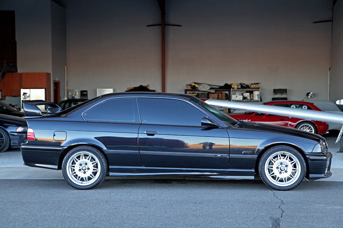 1995 BMW (E36) M3 Coupe exterior photo